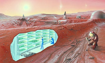 Should Mars Be Independent, Or Just A Colony Of Earth?