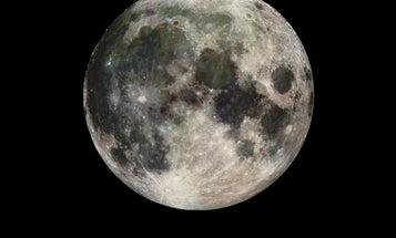 Could you walk to the moon in a lifetime?