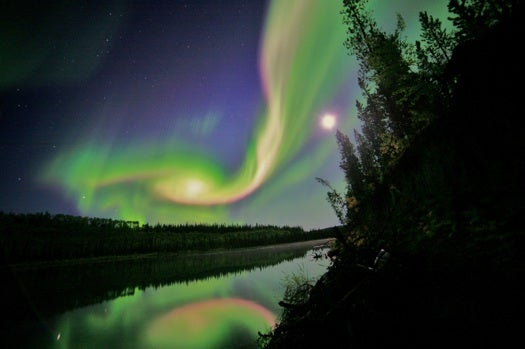 NASA Prepares To Launch Rocket Into The Heart Of The Northern Lights