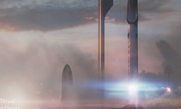 Elon Musk's Plan To Colonize Mars Gives Us The Sci-Fi Future We Crave