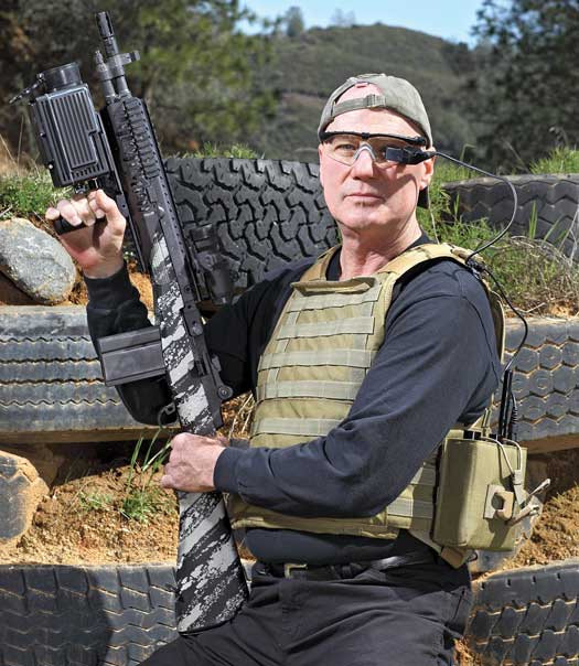 Invention Awards: A Video Gun Sight That Keeps Soldiers Out of Danger