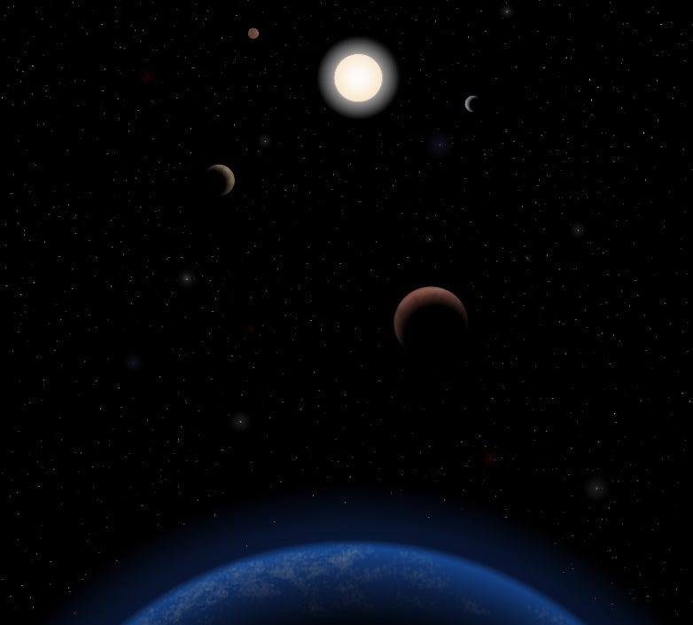 Nearby Star Tau Ceti Could Have A Habitable Planet