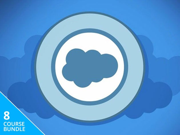 Become an in-demand salesforce trailblazer with this huge learning bundle