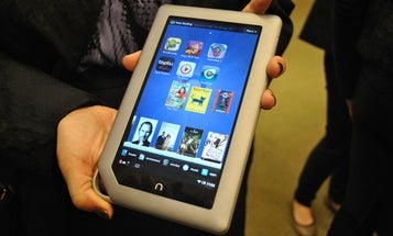 First Impressions: Barnes & Noble's New Nook Tablet and SimpleTouch Ebook Reader