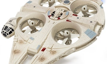Now You Can Buy And Fly A Tiny Millennium Falcon Drone