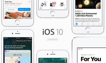 Apple Announces iOS 10 Updates At WWDC 2016