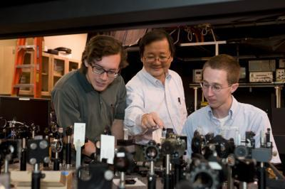 High-Pressure Process Yields a Brand-New Material That Stores Massive Amounts of Energy