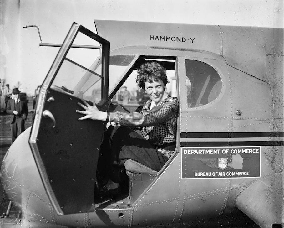 How Amelia Earhart Flew Across The Atlantic 85 Years Ago Today