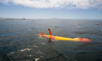 New Underwater Robot Pursues Biological Specimens Over Long Distances