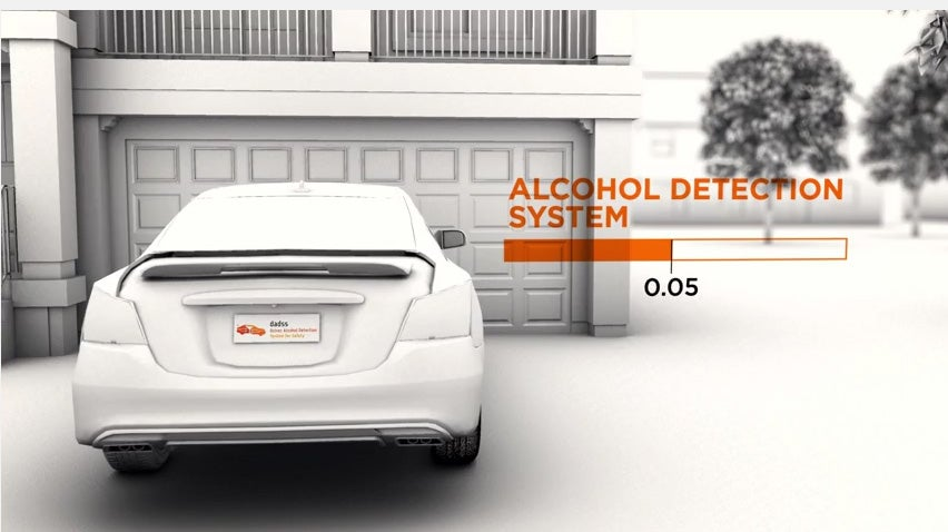In Five Years, Your Car Will Prevent You From Driving Drunk