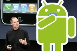 The Phone Wars: Android vs. Apple