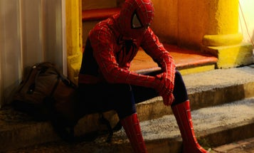The Science Behind Why Spider-Man Is Too Large To Cling To Walls