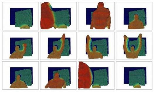 New Camera Captures 3-D Video Through Single Lens, Using Novel Laser Sensor Tech