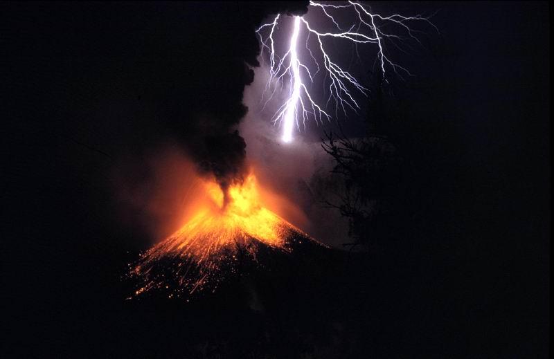 """""""volcanic"""