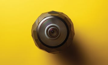 A Camera That Covers Every Angle