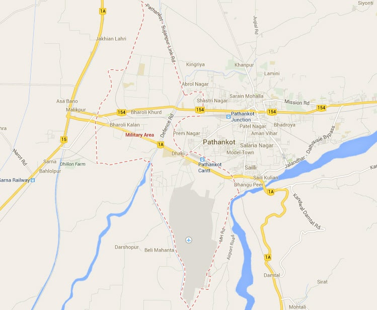 How Google's Mapathon May Have Compromised India's National Security