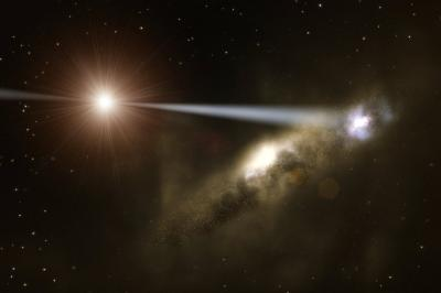 European Team May Have Solved Galactic 'Chicken or Egg' Conundrum