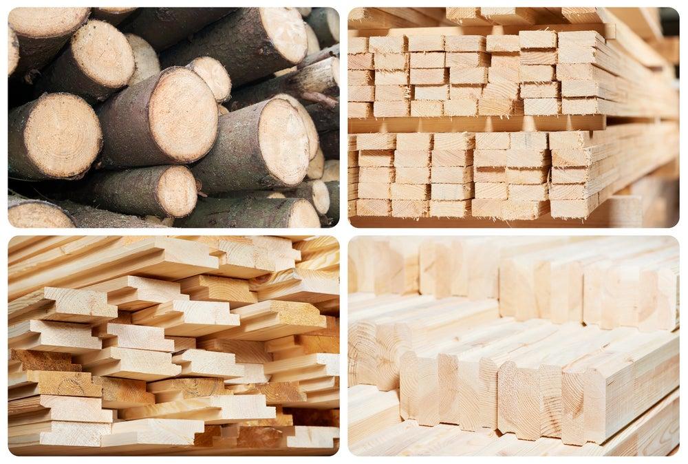Wood lumber refining