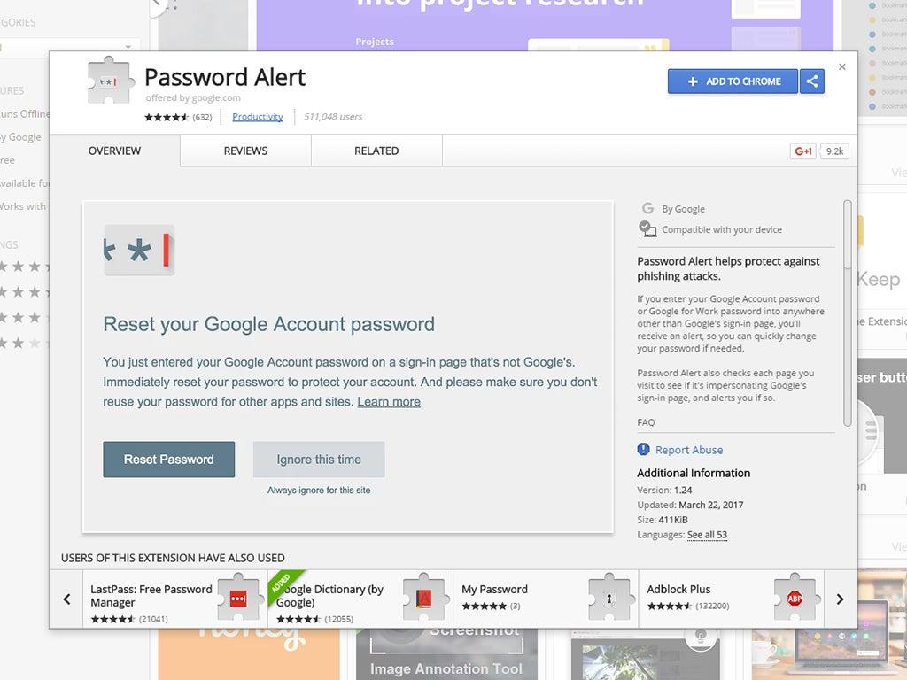 """""""Password"""