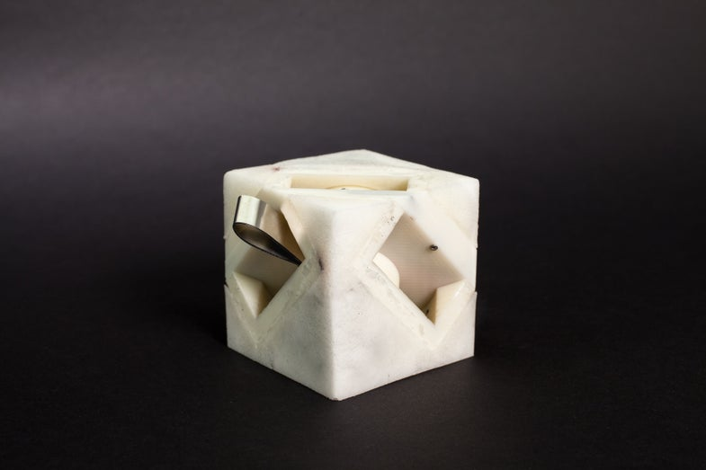 Video: Soft Square Robot Is Ready To Roll