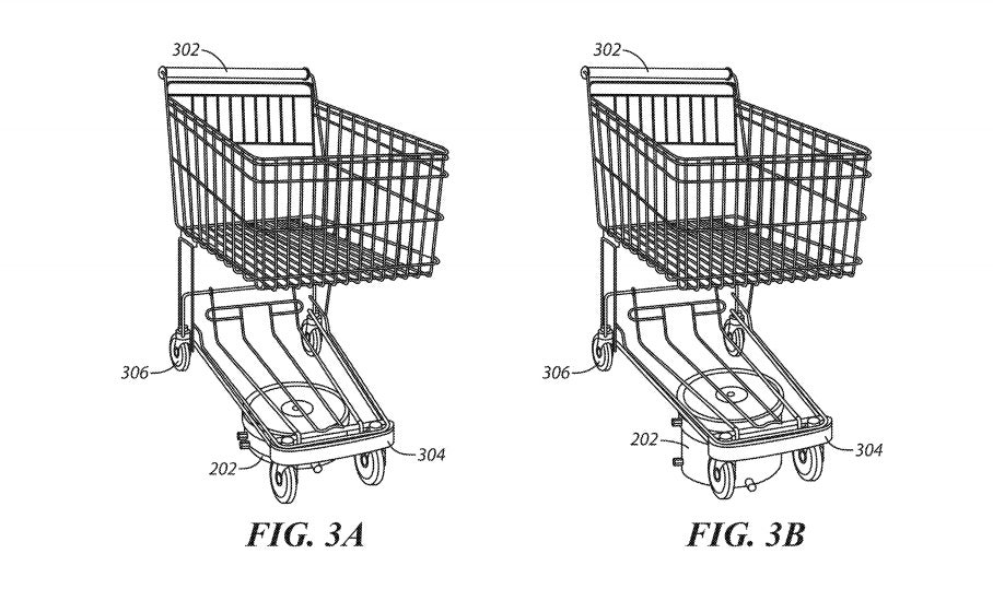 Walmart Patents Robot Carts For Better Shopping