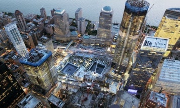 How the Greenest Skyscraper Complex Ever Is Rising Out of the Rubble of the World Trade Center