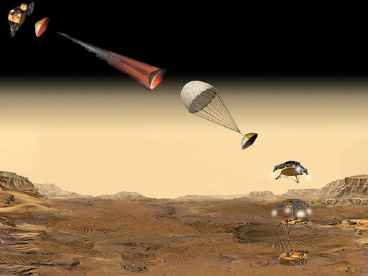 Hunt for Extraterrestrial Life Guides Next Wave of Space Exploration Missions