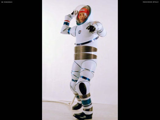 Fashioning Apollo: What to Wear Into the Hostile Realms of Space