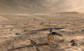 NASA just added a tiny autonomous helicopter to its next Mars mission