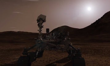 Video: How Mars Rover Curiosity Will Search for the Ingredients of Life