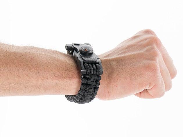 1TAC Paracord Survival Bracelet