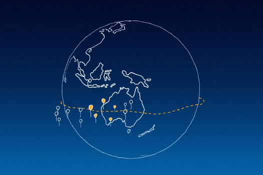 Google Launches Balloon-Based Internet In New Zealand
