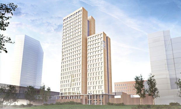 Vienna Is Going To Build A 25-Story Skyscraper Out Of Wood