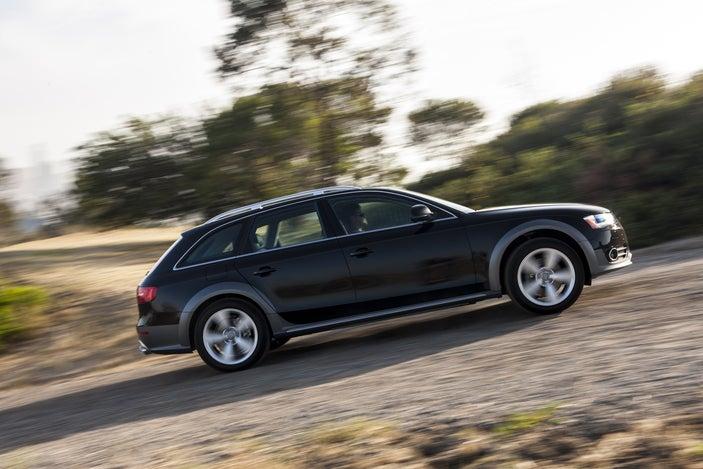 Test Drive: The 2013 Audi Allroad