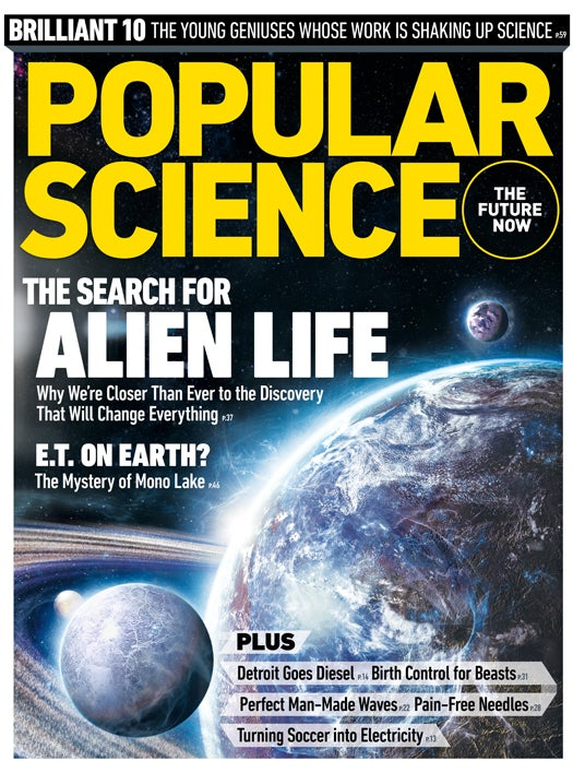 October 2011: The Search for Alien Life