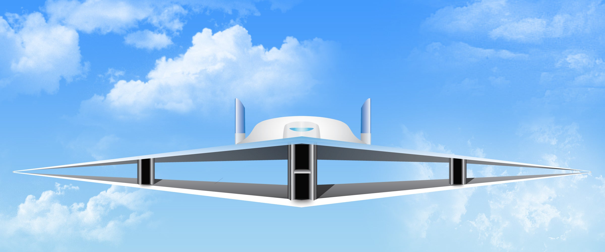 The Supersonic Jet of the Future Will Be a Biplane
