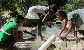 U.N. Claims Some Responsibility For Bringing Cholera To Haiti