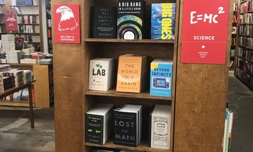 School is starting—get back to STEM with these 17 books