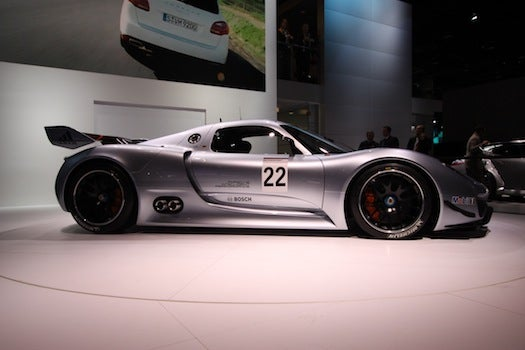 The Best Cars From Detroit 2011: An Energetic, Right-Sized Auto Show