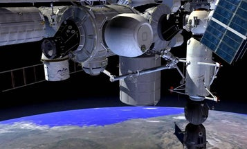 Watch NASA Attach An Inflatable Space Habitat To The Space Station
