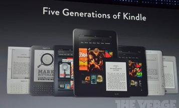 Amazon's New Kindles Include Tablets, Insanely Cheap Prices