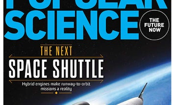 September 2013: The Next Space Shuttle