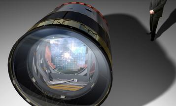 The World's Biggest Digital Camera Begins Engineering Phase