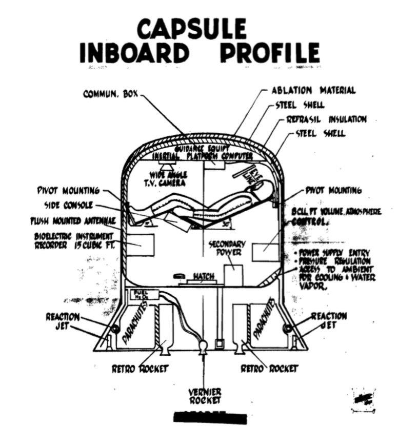 A MISS spacecraft concept