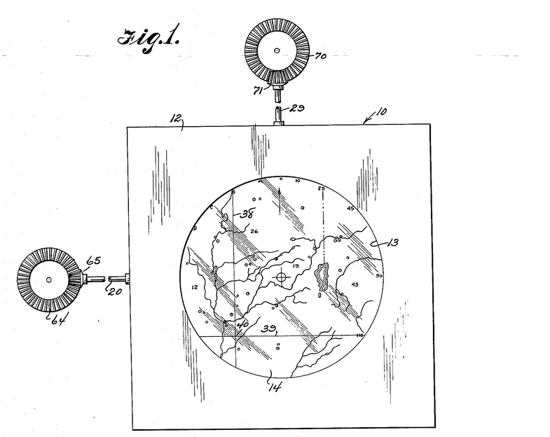 The First Robot Patent: A Teslapunk Nav System for Airships