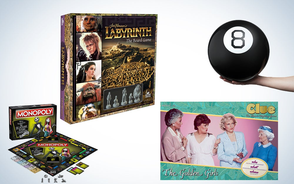 Think Geek Board game and toy deals