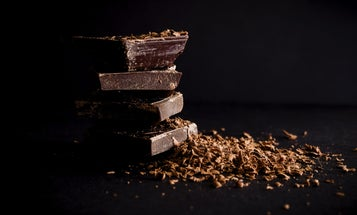 Chocolate is not a super food