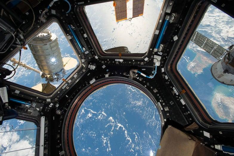 Cygnus spacecraft