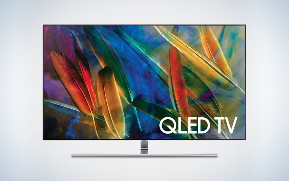 Samsung 65-Inch QLED 4K HDTV