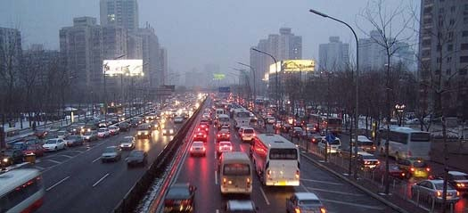 China's Weather Manipulation Brings Crippling Snowstorm to Beijing